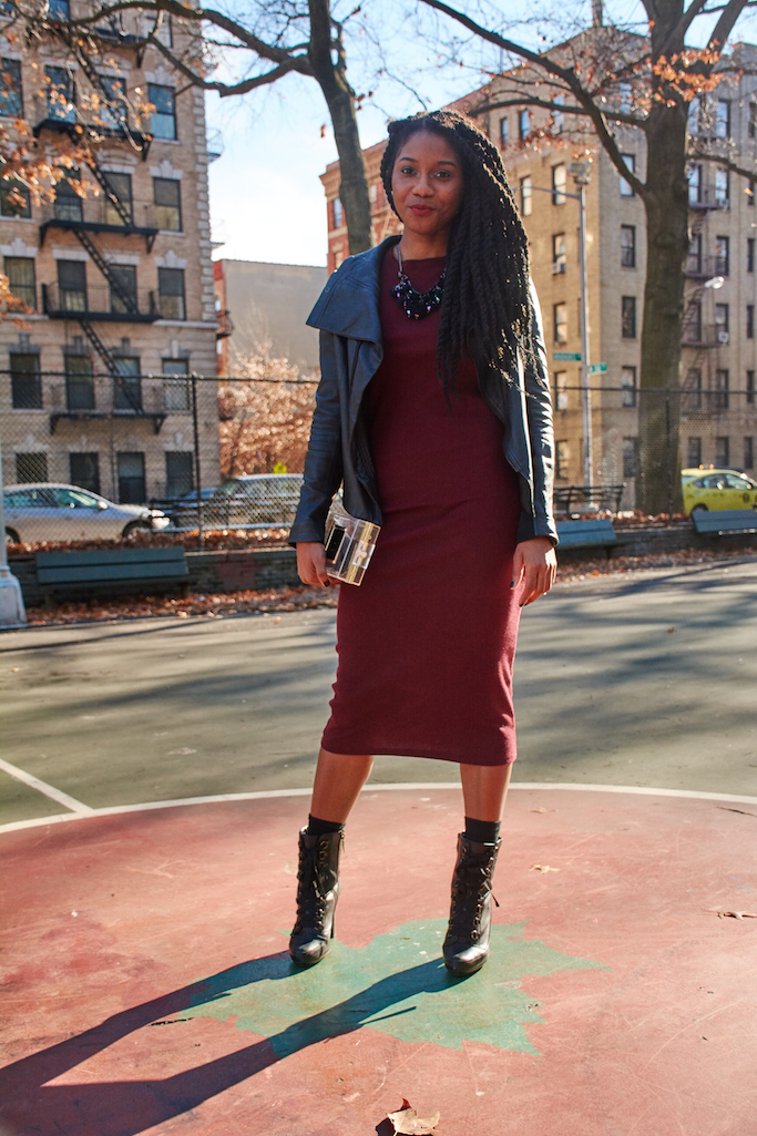 Dressing for Winter in NYC
