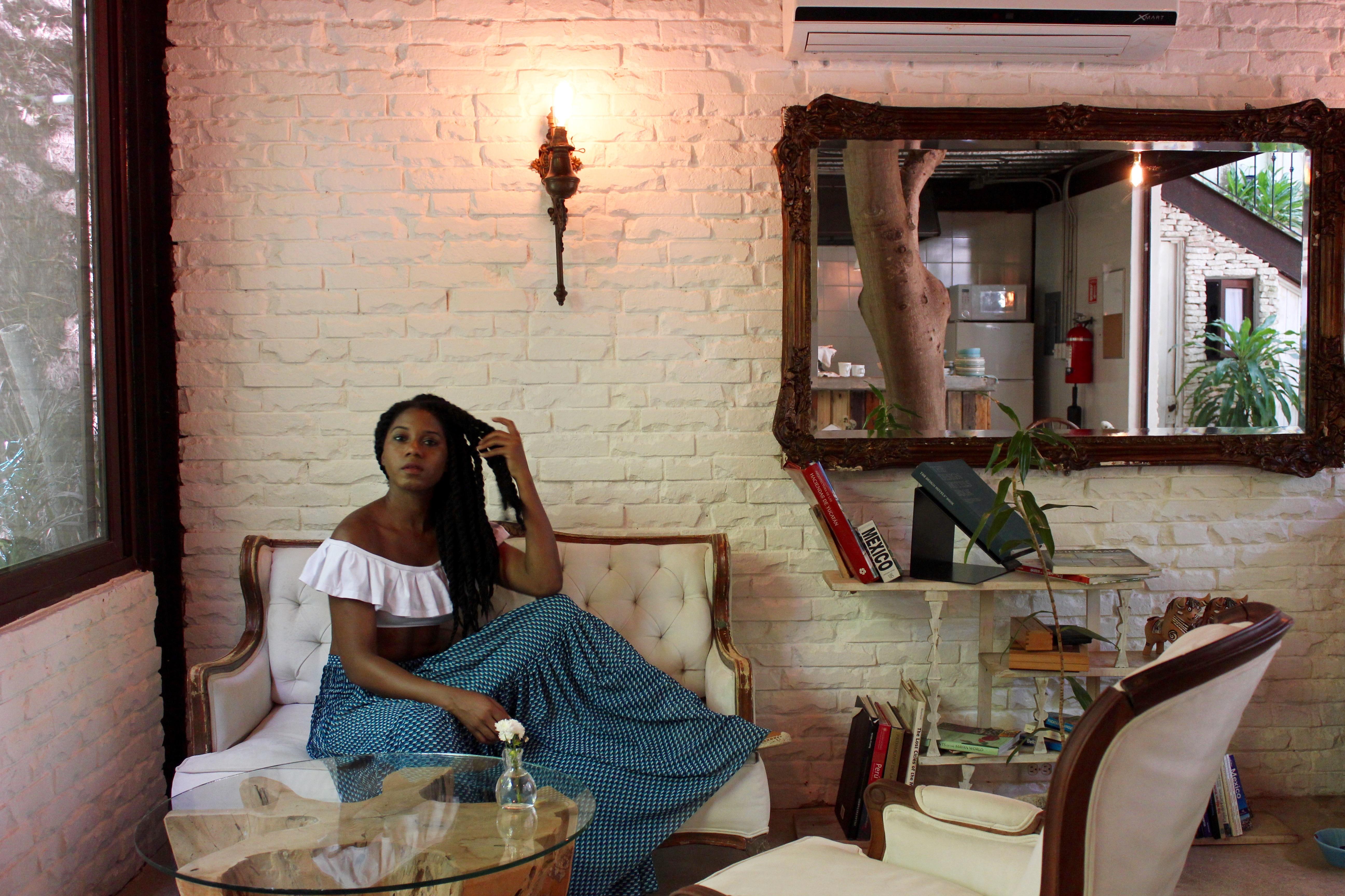 hotel la semilla fashion steele nyc. Black Bedroom Furniture Sets. Home Design Ideas