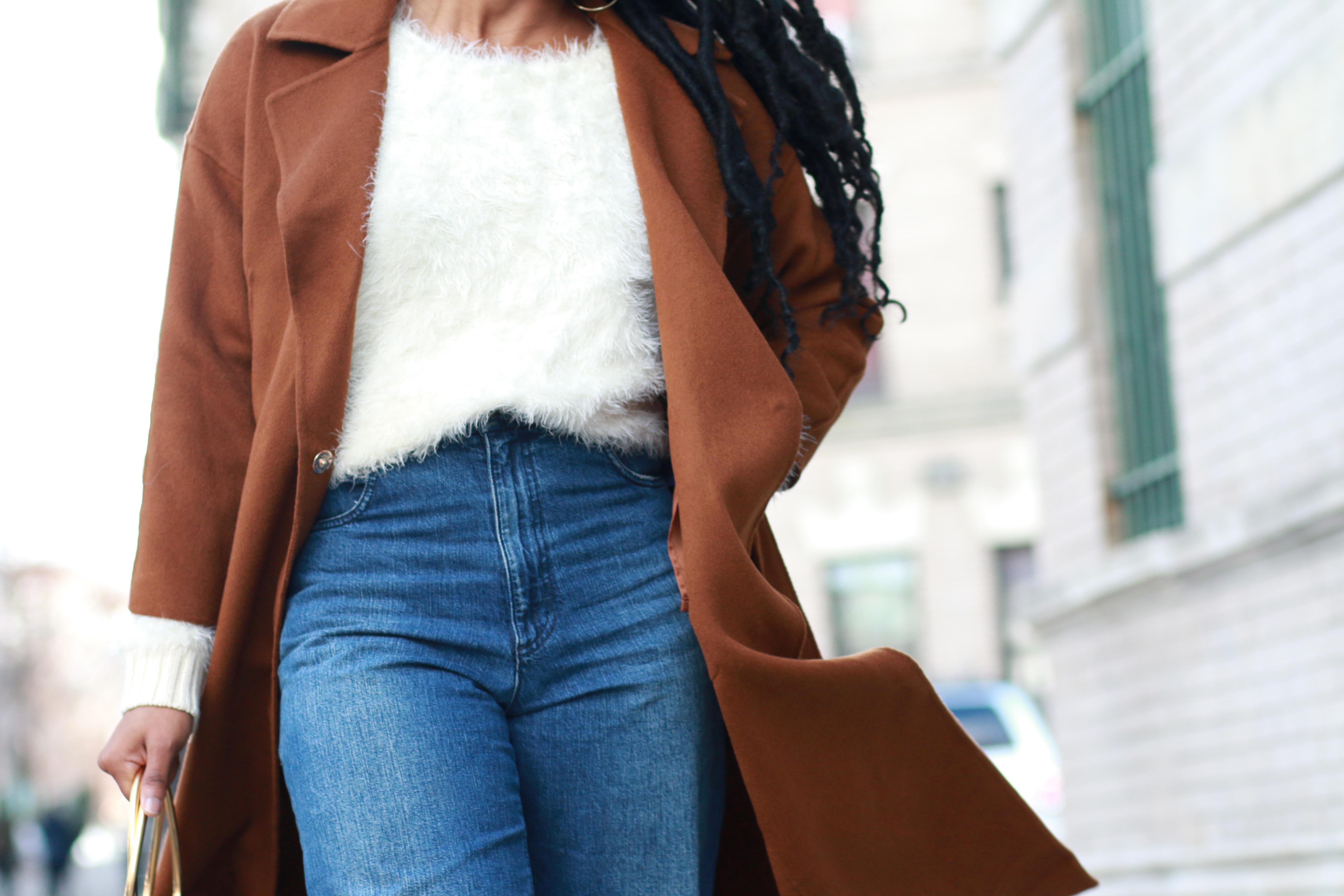 The Perfect Wool Coat Fashion Steele Nyc