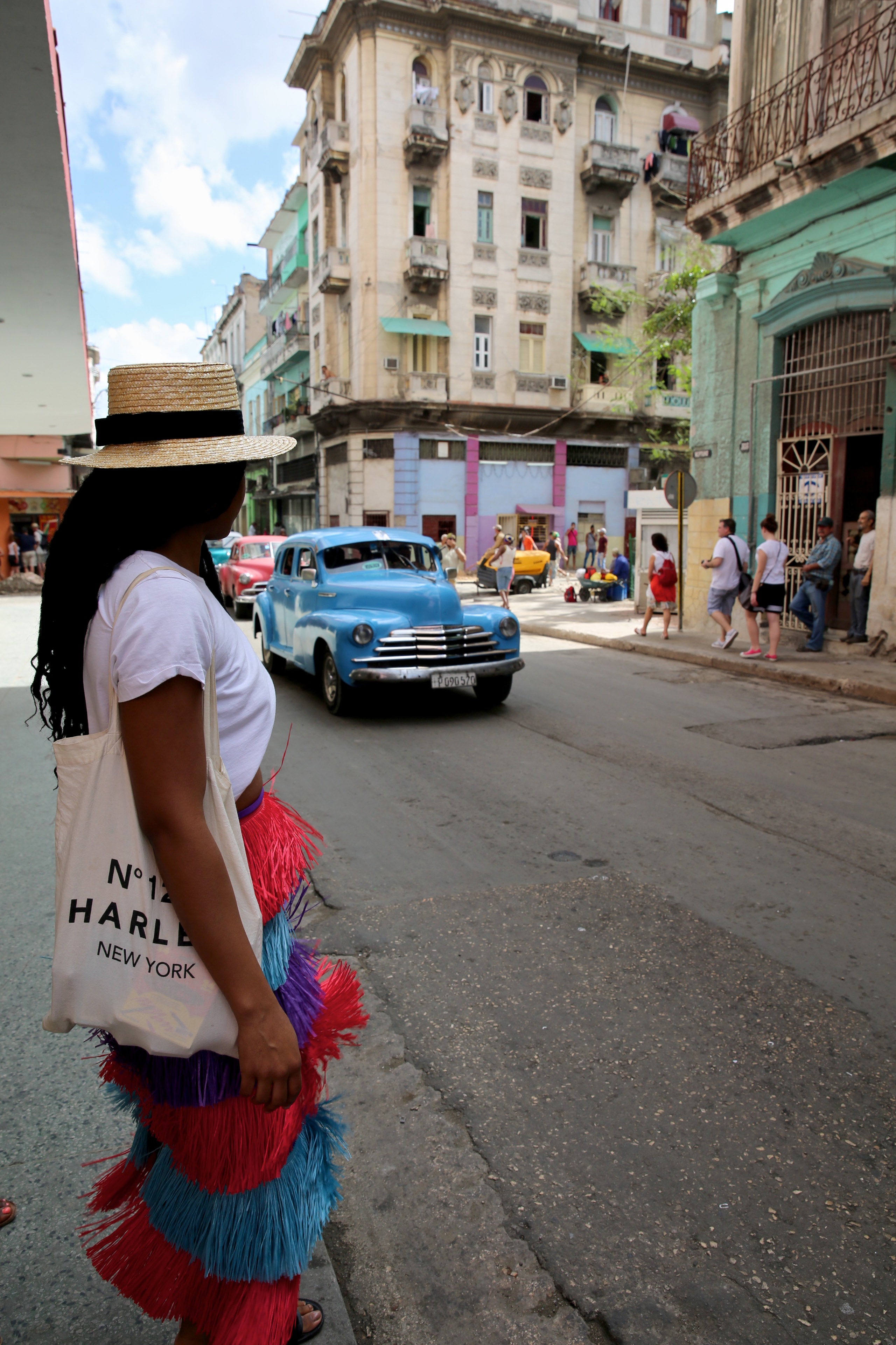 how to get to havana cuba from nyc