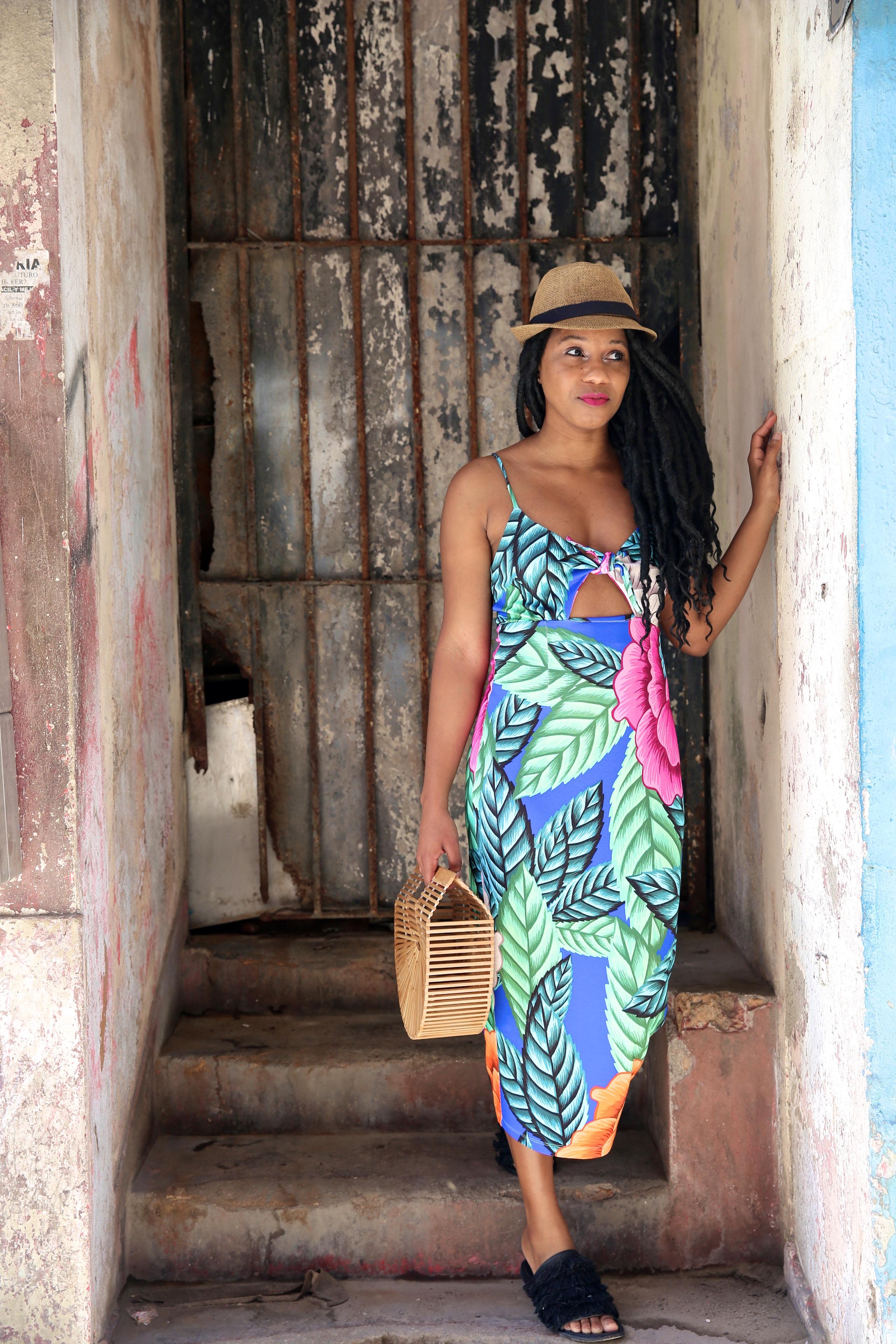 Fashion Blogger Cuba