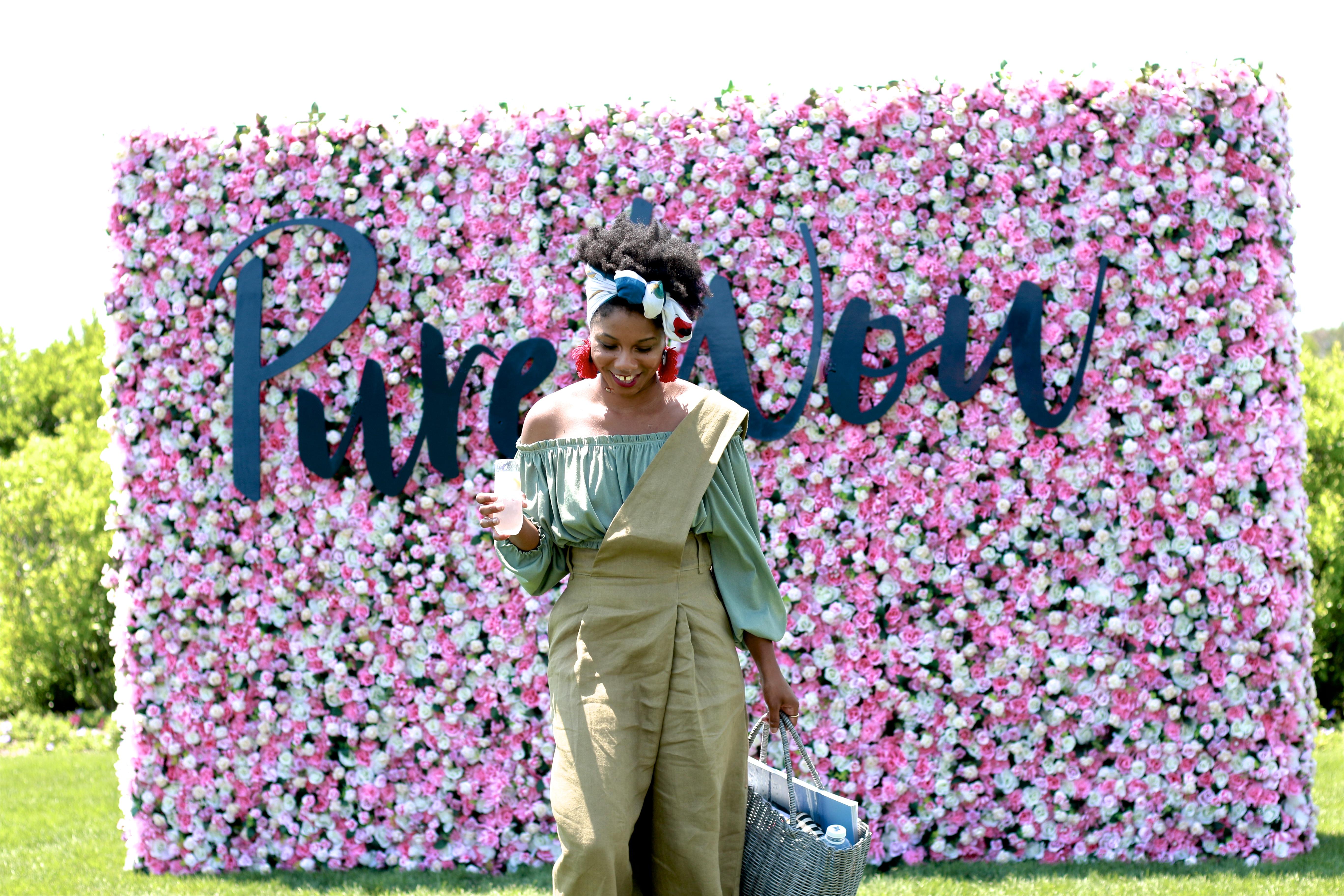 dd96b7ace0e PureWow in the Hamptons with Shea Moisture – Fashion Steele NYC